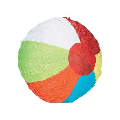 Strandbal Piñata - 28 cm breed