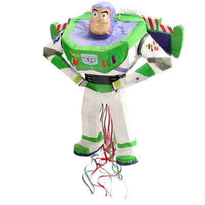 Buzz Lightyear Trek Piñata