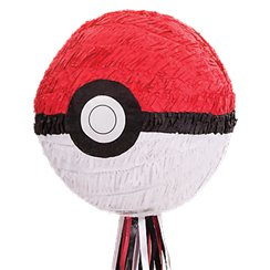 Pokemon Pokeball Trek Pinata
