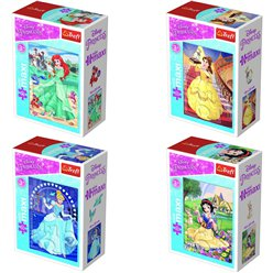 Disney Prinses Mini Puzzel