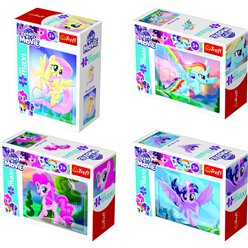 My Little Pony Mini Puzzel