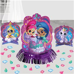 Shimmer & Shine Tafeldecoratie Set
