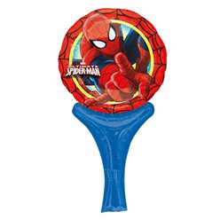 Spider-Man Mini Ballon - 30 cm Folie