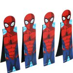 Spider-Man 3D Magnetic Bookmarks