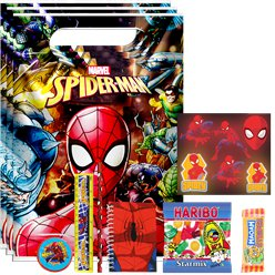 Spider-Man Traktatiezakje Set