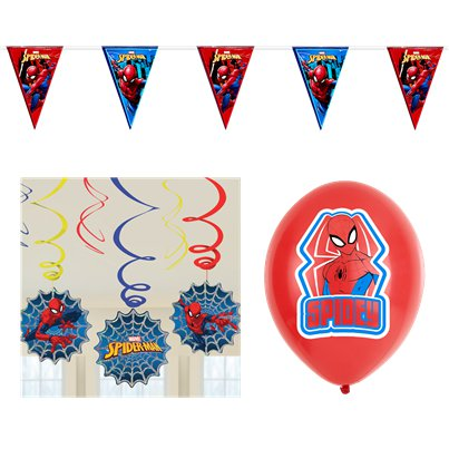 Spider-Man Basis Decoratie Set