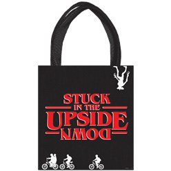 Stranger Things Canvas Tas - 37 cm