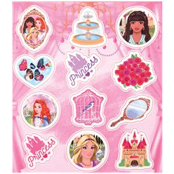 Prinses Stickers