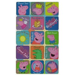 Peppa Pig Beloning Stickers