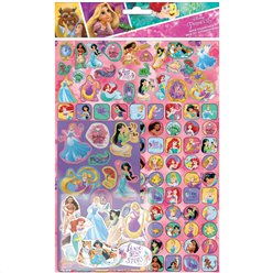Disney Prinses Sticker Bumper Pak - meer dan 150 Stickers