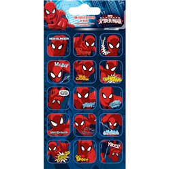 Spiderman Folie Stickers