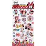 Minnie Mouse Foiled Stickers
