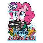 My Little Pony Vorm Sticker Blok
