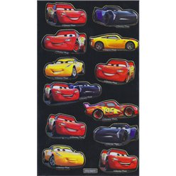 Cars 3 Leuke Folie Stickers