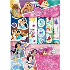 Disney Prinses Sticker Set
