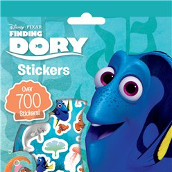 Finding Dory 700 Stickers Set