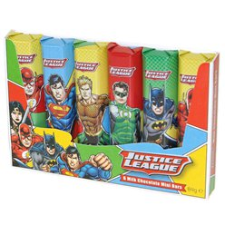 Justice League Minirepen