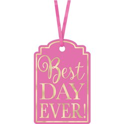 Felroze Best Day Ever Labels