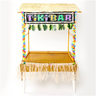 Tiki Bar Luxe Decoratie Set
