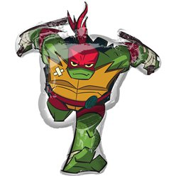 Rise of Teenage Mutant Ninja Turtles Supershape Ballon