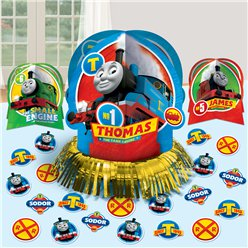 Thomas de Trein Tafel Decoratie Kit
