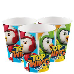 Top Wing Papieren Bekertjes - 250 ml