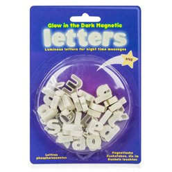 Glow In The Dark Magnetische Letters