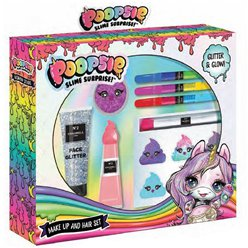 Poopsie Haar & Make-up Set