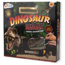 Dino Jungle Opgraving Set