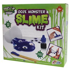 Sijpelende Monster Slijm Set