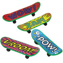 Mini Vinger Skateboards