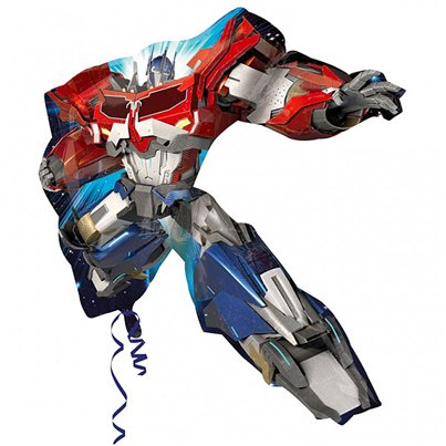 Transformers Prime Ballon - 89 cm Folie