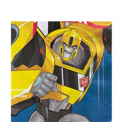 Transformers Lunch Servetten - 33 cm
