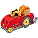 Tractor Combi Hapjes Tray - 28 cm lang