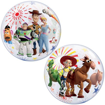 Toy Story 4 Bubbel Ballon - 56 cm Folie