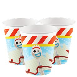 Toy Story 4 Papieren Bekers - 266 ml