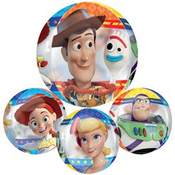 Toy Story 4 Orbz Ballon - 41 cm Folie