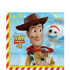 Toy Story 4 Lunch Servetten - 33 cm