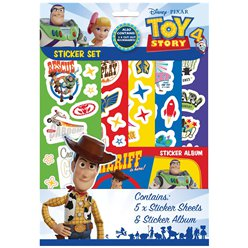 Toy Story 4 Stickerset