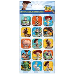 Toy Story 4 Folie Stickers