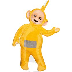 Teletubbies Laa-Laa SuperShape Ballon - 109 cm