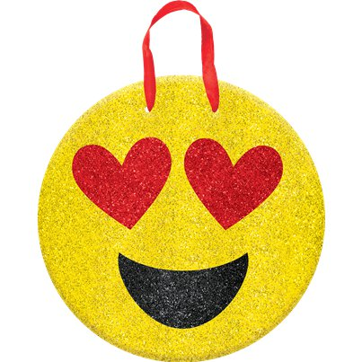Emoticon Bord MDF 29 cm
