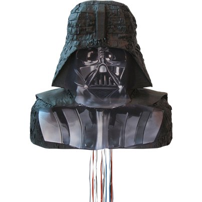 Star Wars Darth Vader Trek Piñata