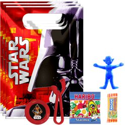 Star Wars Party Bag-set Traktatiezakje Set