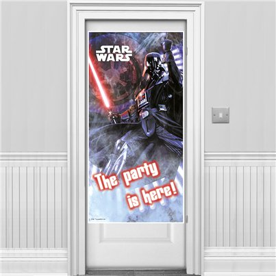 Star Wars Deurbanner - 1.5m