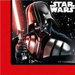 Star Wars Servetten - 33 cm