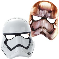 Star Wars: The Last Jedi Maskers