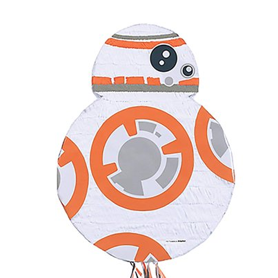 Star Wars BB8 Trek Pinata