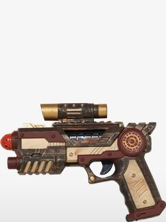 Steampunk Pistool