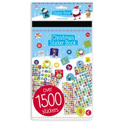Kerstmis Stickerboek
